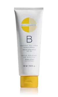 Beautycounter Protect All Over Sunscreen bottle