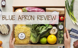 Blue Apron box: Blue Apron Review