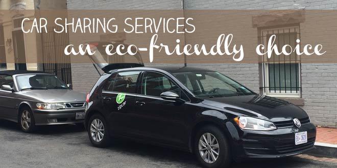 Zipcar: car sharing services an eco-friendly choice