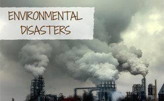 Environmental Disasters power plant