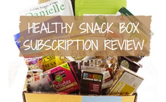 Healthy Snack Box Review