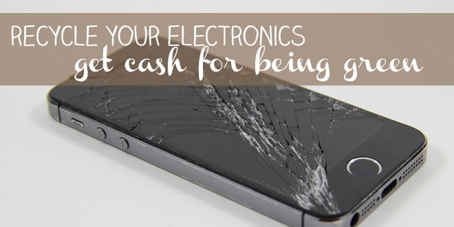 Recycle Your Electronics: Get Cash for Being Green