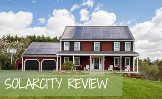 SolarCity House with Solar Panels: SolarCity Review