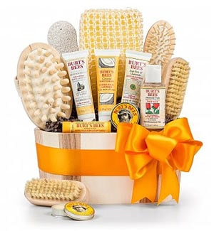 Gift Tree spa basket