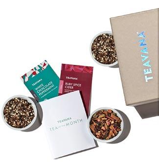 Teavana box