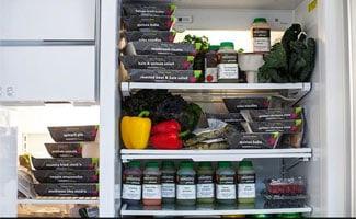 Veestro in fridge